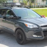Wanna Be A Car 2017 Ford Escape Lift Kit
