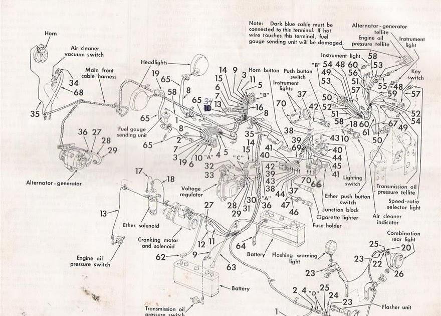 [DIAGRAM] International Farmall 656 Wiring Diagram FULL