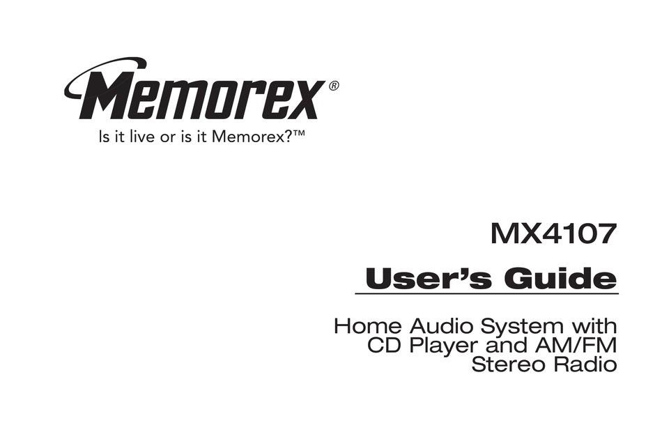 Memorex Cd Player Manual : Memorex Portable Cd Player