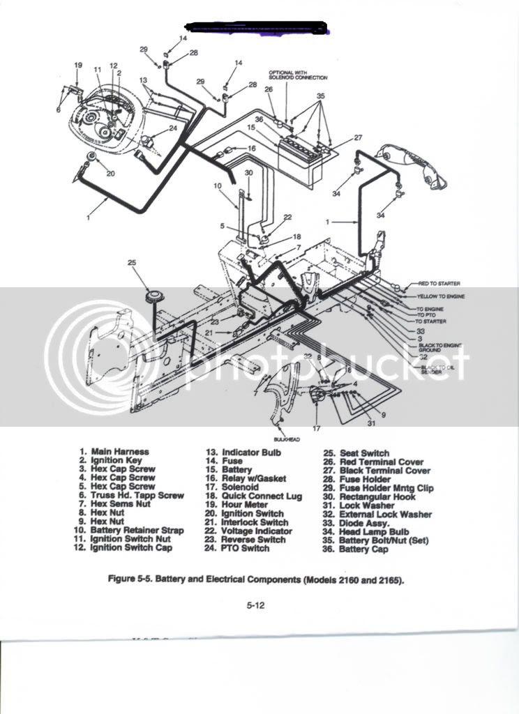 1445 John Deere Fuse Box