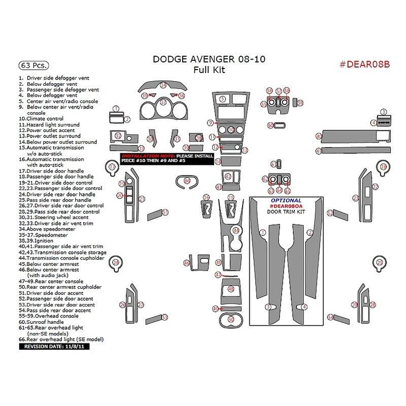 roger vivi ersaks: 2008 Dodge Avenger Wiring Diagram