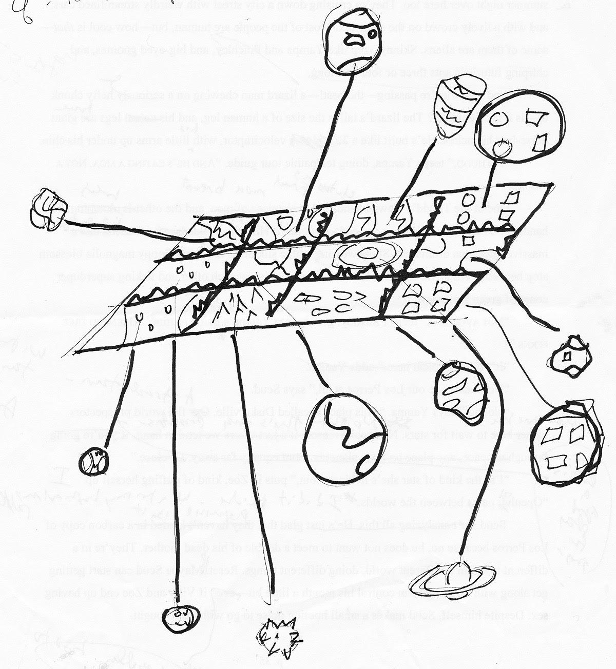 Where Do Aliens Leave Their Spaceships Math Worksheet