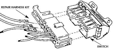 165 Ford Thunderbird Starter Wire Diagram