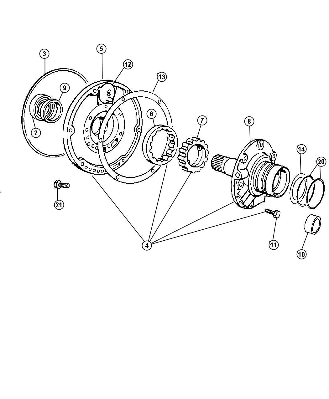 1999 Dodge Stratu Engine Diagram