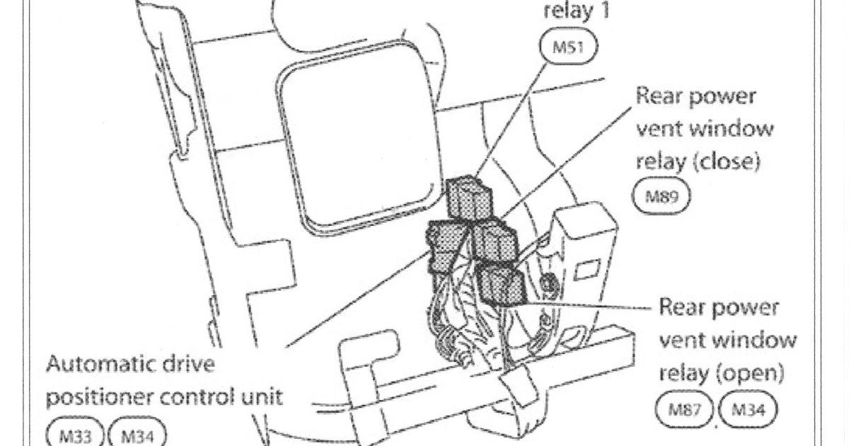 2012 Nissan Armada Fuse Box Diagram : DIAGRAM 2005 Nissan