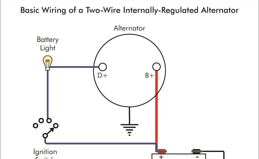 Reyhan Blog: Bosch Alternator Connection Diagram