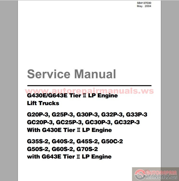 Bestseller: G35 Service Manual