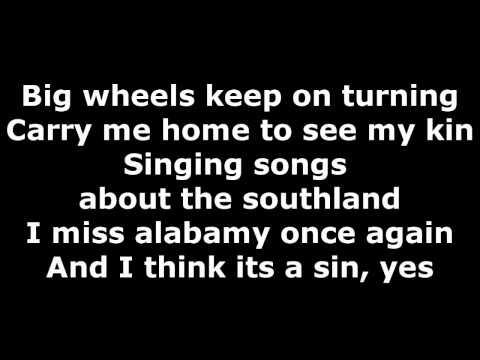 He don't give a damn. My Top Ten My Top Ten Alabama Songs