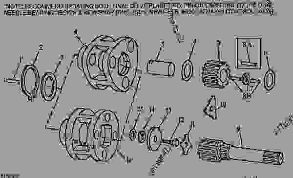 Wiring Database 2020: 27 John Deere 310 Backhoe Parts Diagram