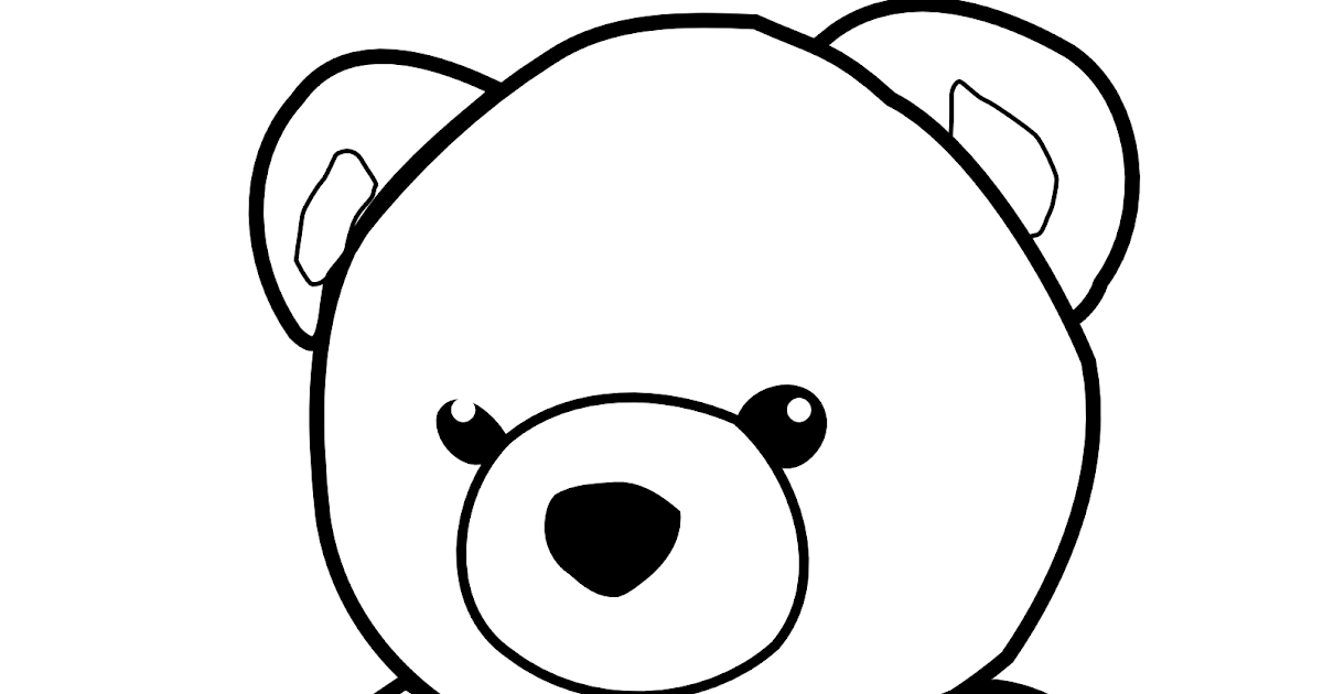 Teddybär Bilder Zum Ausmalen - Malvorlagen