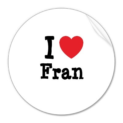 21-15-9: My year with FRAN: Who the hell is FRAN?