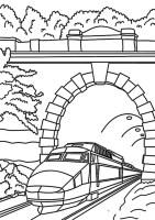 27 Die Besten Malvorlage Eisenbahn Gratis   Beste Malvorlagen