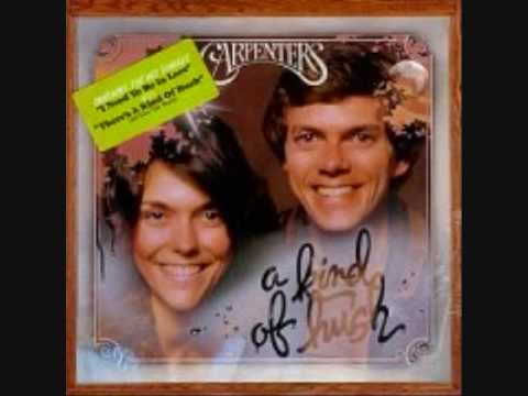 The Carpenters - I Need To Be In Love:歌詞+中文翻譯 - 音樂庫