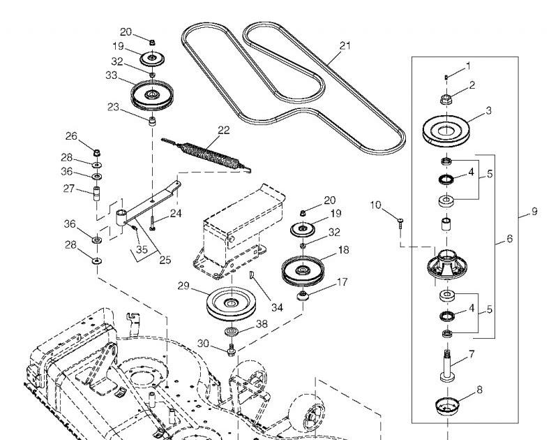 Wiring Diagram: 30 Cub Cadet Lt1046 Parts Diagram