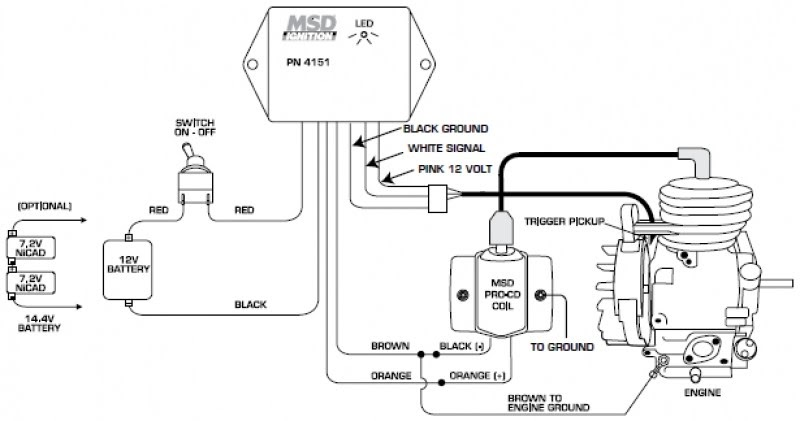 Schematic Briggs And Stratton Ignition Coil Wiring Diagram