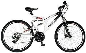 Amazon.com: Polaris RMK Adult Dual Suspension Bike: Sports