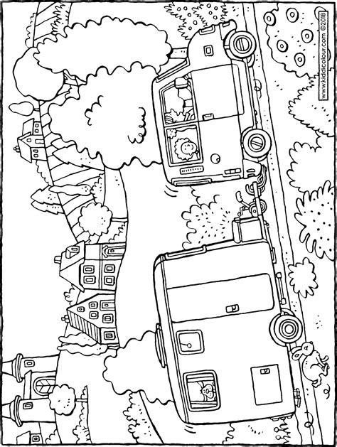 Malvorlagen Wohnwagen Auto - Kostenlose Malvorlagen Ideen