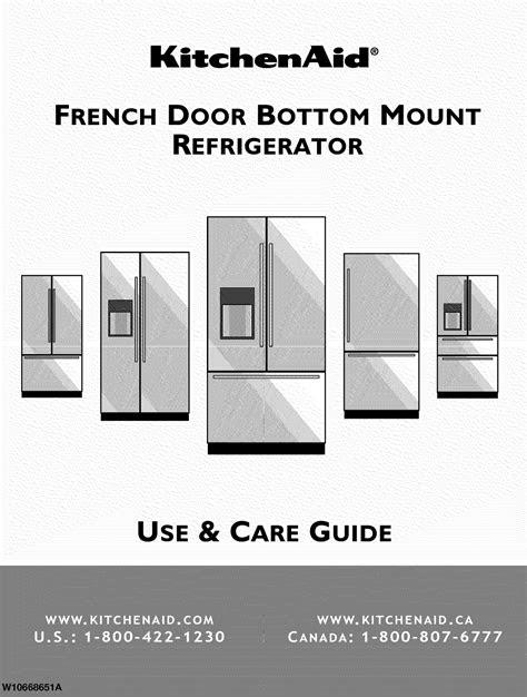 Free Reading kitchenaid refrigerators owners manual Read E