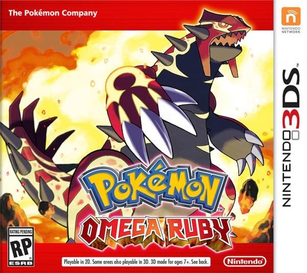 Ultra Rom: [3DS CIA] Pokémon Omega Ruby