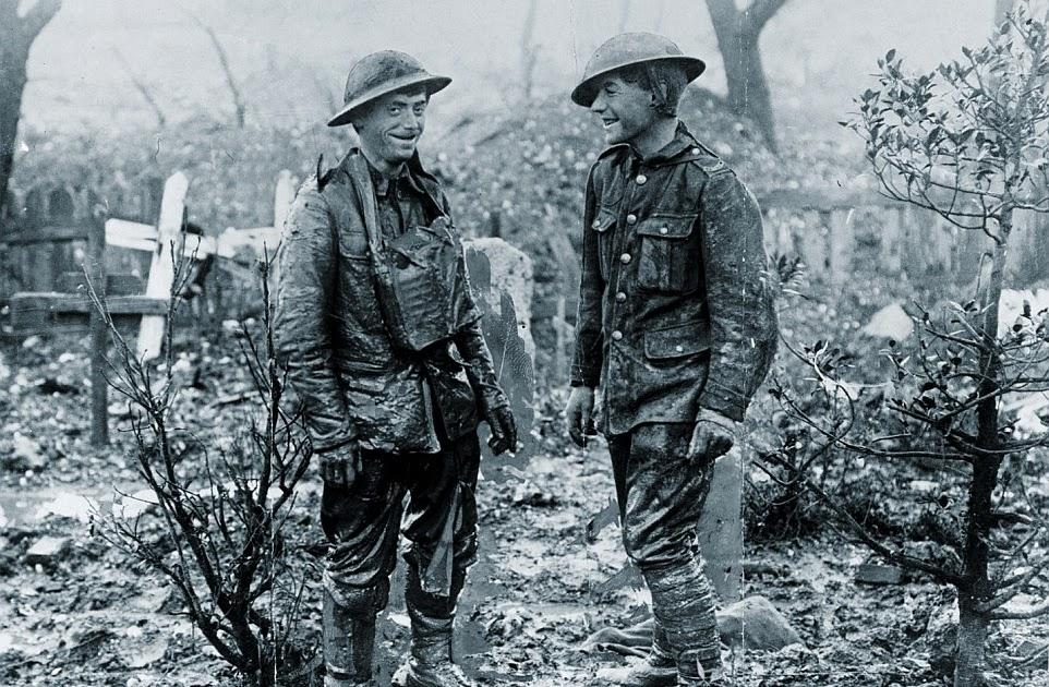 est100 一些攝影(some photos): trench, 戰壕