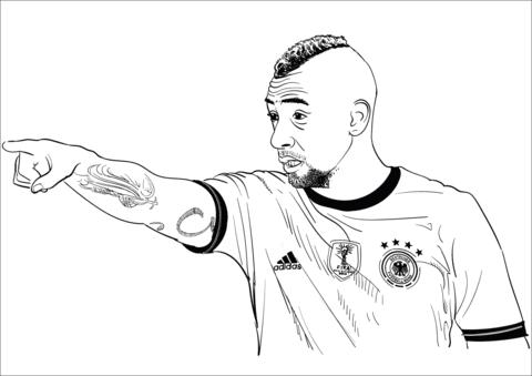 Fussball Ausmalbilder Bayern
