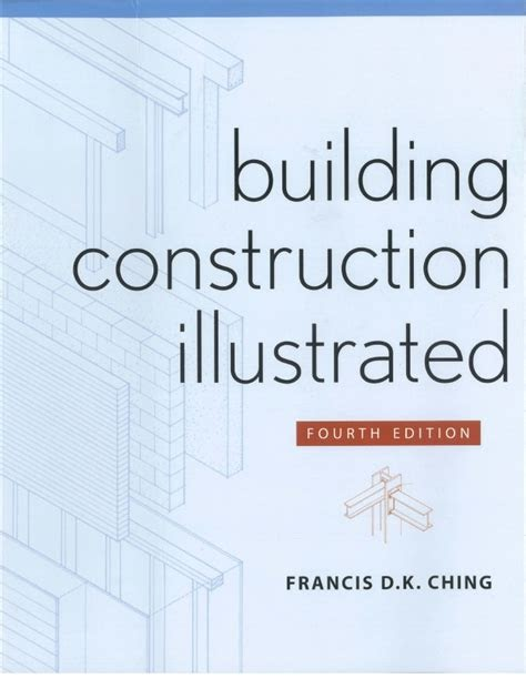 Download Building.Construction.Illustrated.4th.Edition