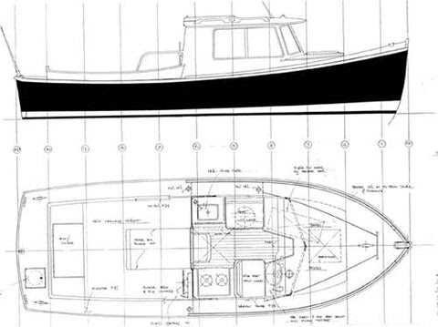 Seaworthy small boat plans Must see ~ Sail