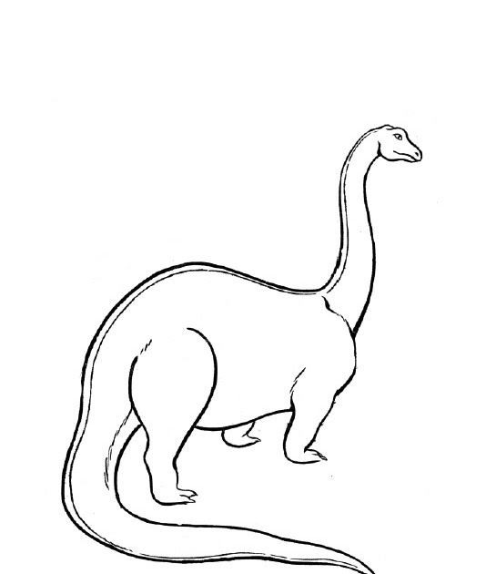 Dino Ausmalbilder Kostenlos - Vorlagen zum Ausmalen gratis