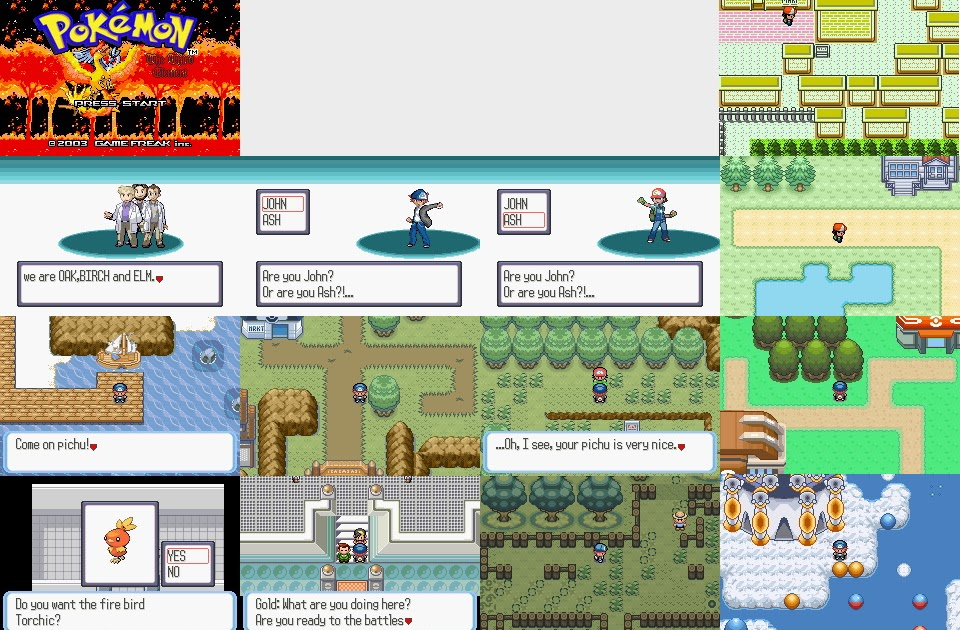 Pikachu Images: Pokemon Light Platinum Gba Rom Download