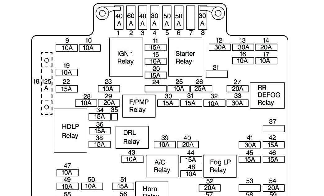 ALL Download 2012 Mack Fuse Diagram