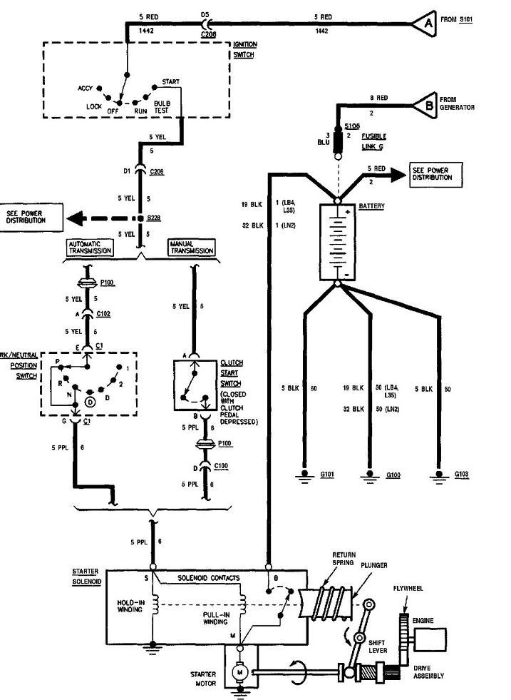 [DIAGRAM] 2004 Chevy Cavalier Ignition Switch Wiring
