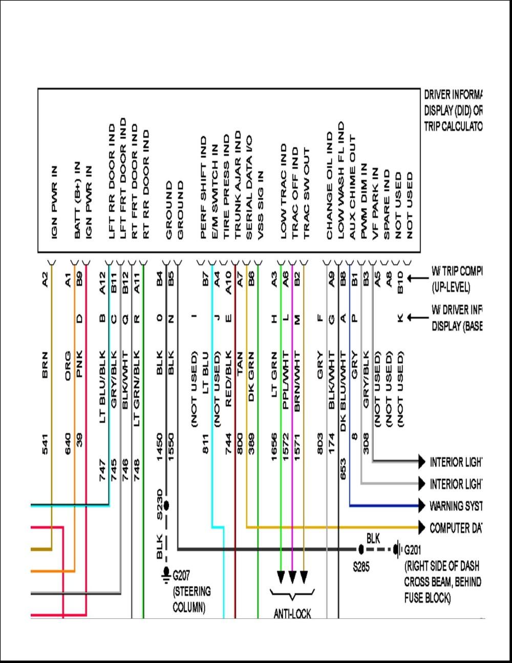 medium resolution of  wrg 9367 2002 pontiac grand prix fuse diagram