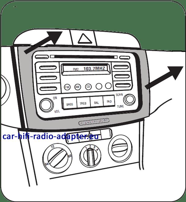 Passat 3c Radio Ausbauen