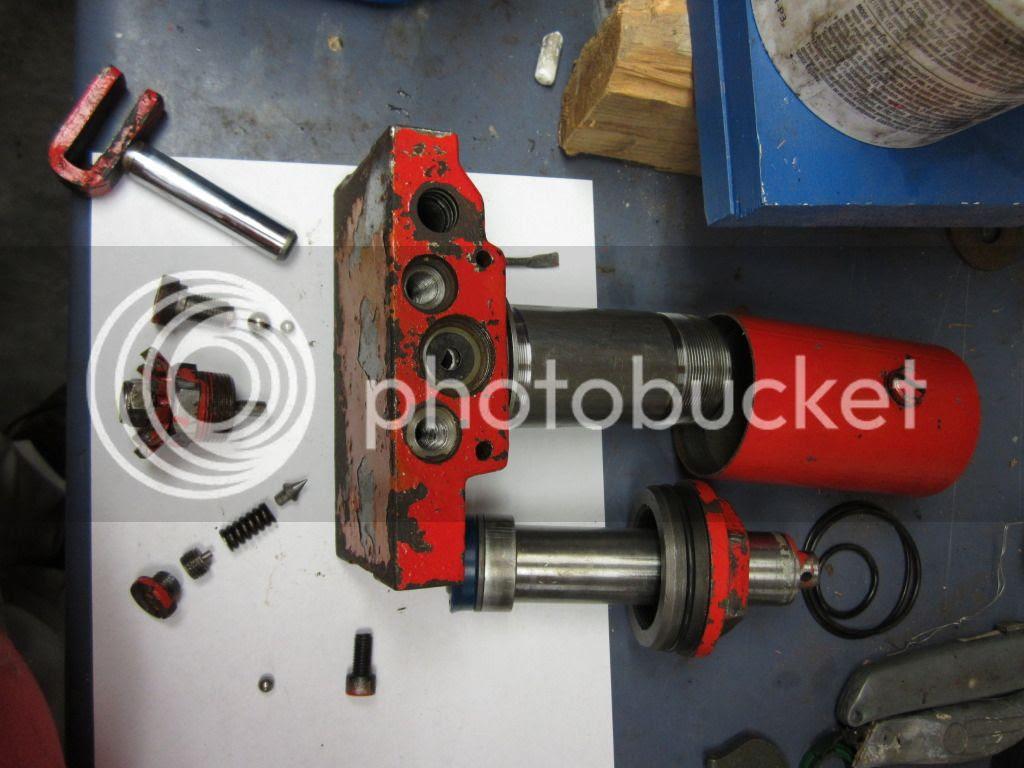 E70 Meyer Hydraulic Pump Diagram