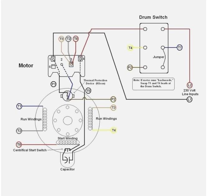 Wiring Diagram: 30 Wagner Electric Motor Wiring Diagram