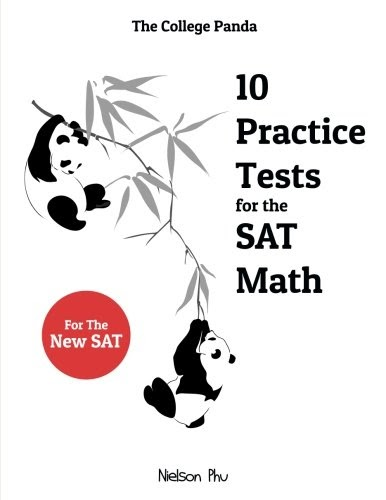 Download Now: The College Panda's 10 Practice Tests for