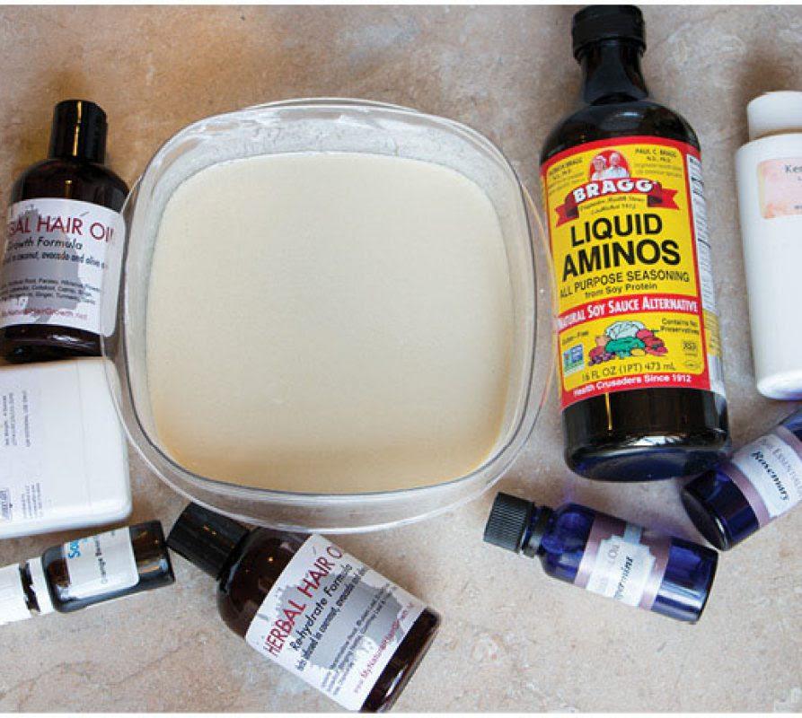 Protein Hair Treatment For Hair Growth - ProteinWalls