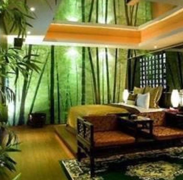 34 Great Concept Jungle Bedroom Design