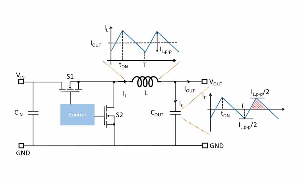 Capacitor Noise Filter Circuit