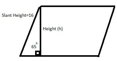 How To Find The Height Of A Parallelogram Without Knowing