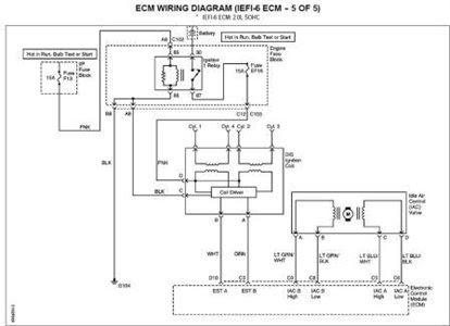 2001 Daewoo Nubira Stereo Wiring Diagram