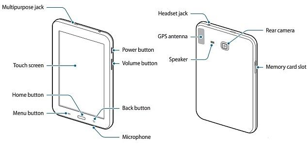 Cellcom Canada: Samsung Galaxy Tab 3 Lite budget Android 4