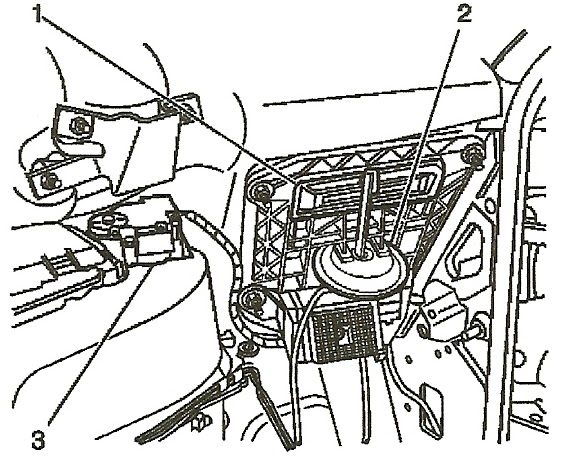Wiring Diagram: 29 2003 Trailblazer Heater Hose Diagram