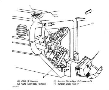 01 Impala Low Coolant Wiring Diagram
