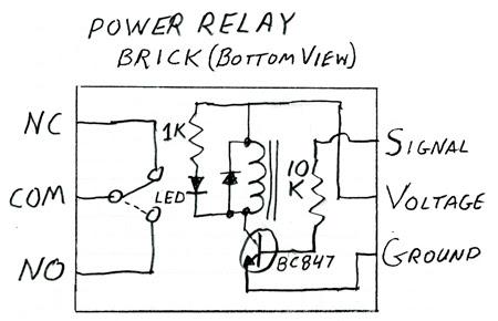 220 Volt Relay Wiring Diagram