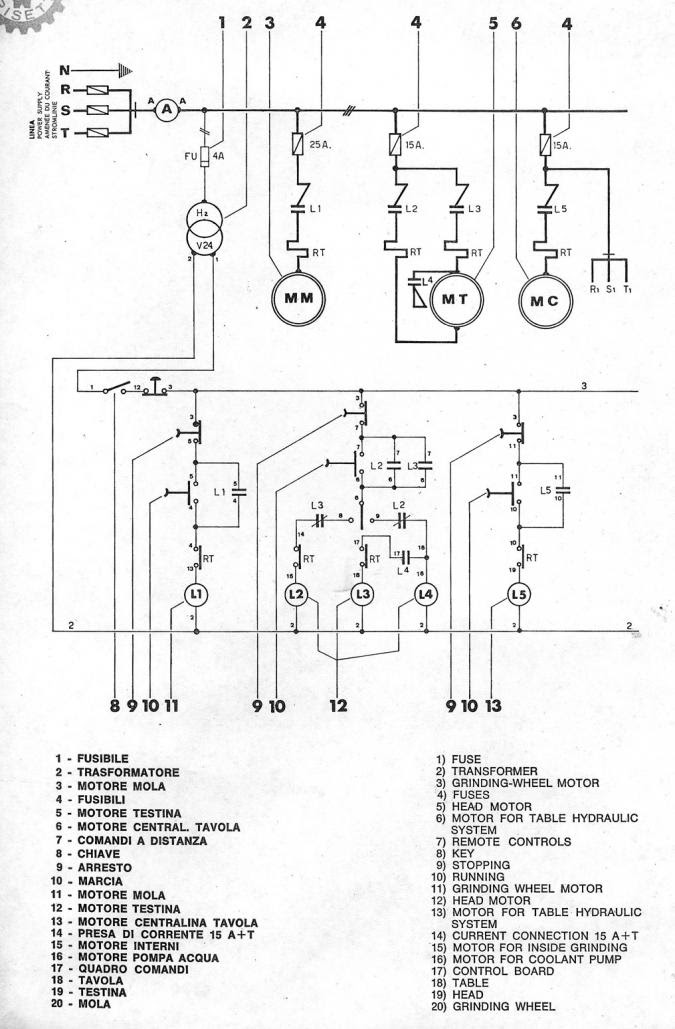 2 Speed Motor Wiring Diagram