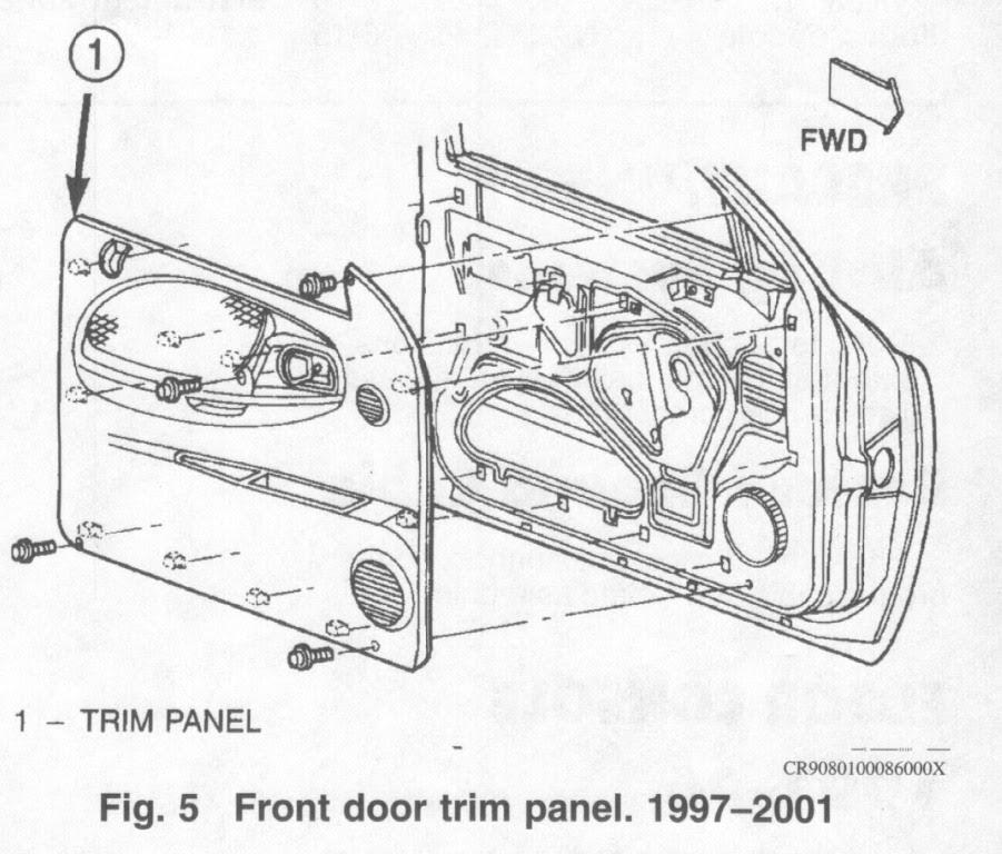 who is: 2001 Dodge Durango: Power Window Switch Removal?