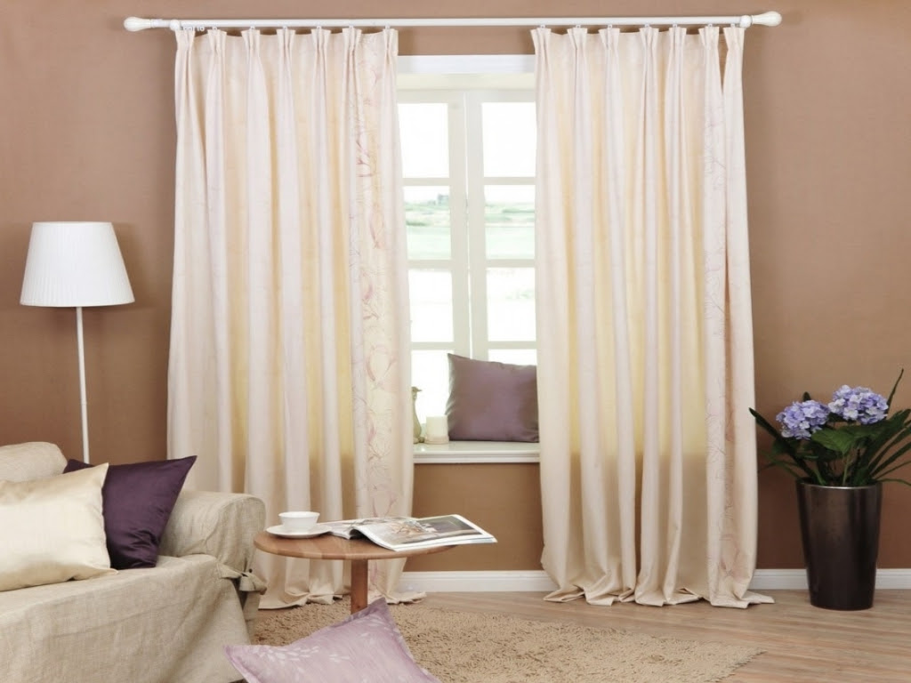 modern latest curtain designs for bedroom