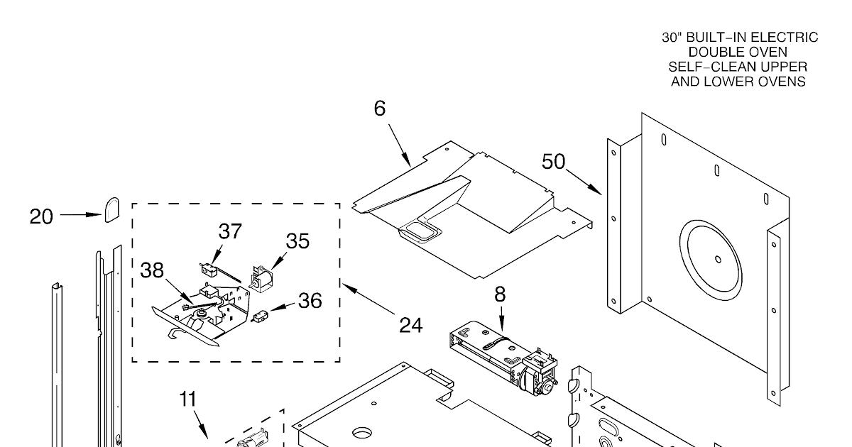 Whirlpool Oven Door Error