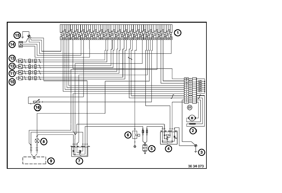 E39 Engine Wiring Diagram